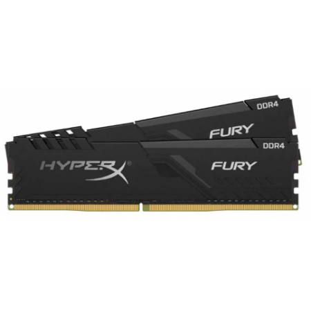 Память DDR4 8Gb 2666MHz Kingston HX426C16FB3K2/8 2x4GB