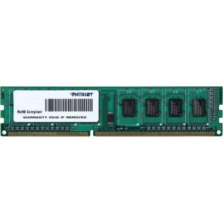 Память DDR3 4Gb 1333MHz Patriot PSD34G13332H RTL PC3-10600