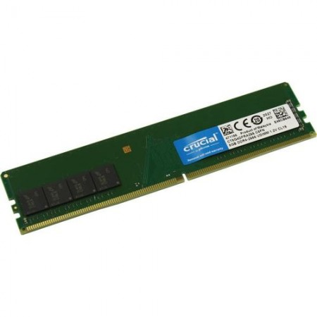 Память DDR4 8Gb 2666MHz Crucial CT8G4DFRA266.C8FN SingleRank