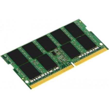 Память SO-DIMM DDR4 8Gb 3200MHz Kingston KVR32S22S8/8  CL2