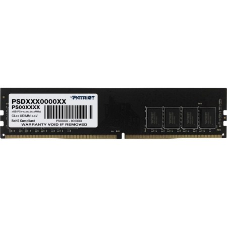 Память DDR4 8Gb 3200MHz Patriot PSD48G320081 Single rank