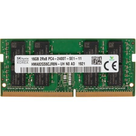 Память SO-DIMM DDR4 16Gb 2400MHz Hynix HMA82GS6CJR8N-UHN0 DR