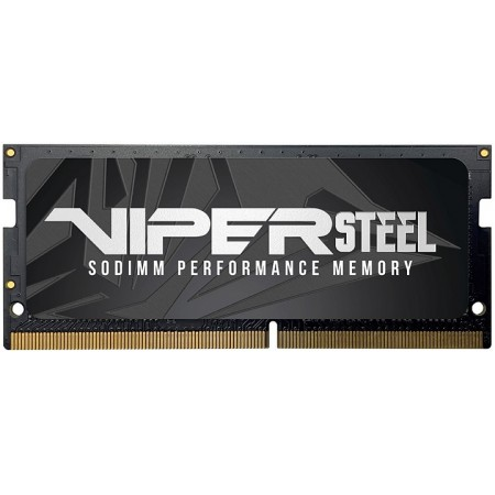 Память SO-DIMM DDR4 8Gb Patriot Viper Steel PVS48G266C8S