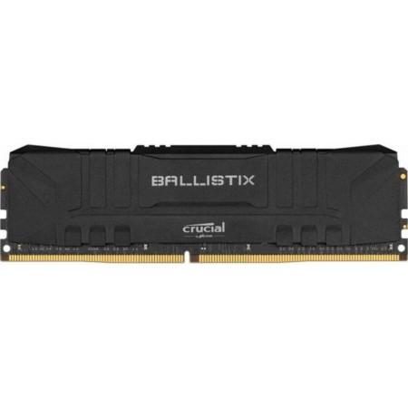 Память DDR4 8Gb 2666MHz Crucial Ballistix Gaming Black BL8G2