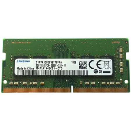 Память SO-DIMM DDR4 8Gb 2666MHz Samsung  M471A1K43CB1-CTDD0