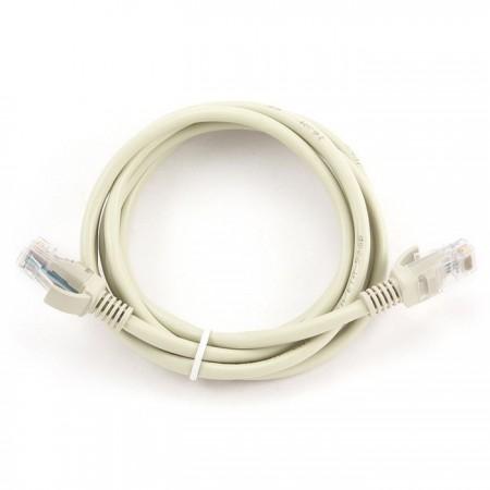 Patch cord UTP5e 0.25m Gembird PP12-0.25M Серый