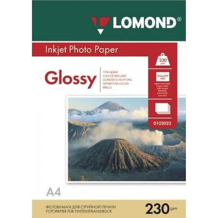 Бумага A4 230г/м2 20л.,глянцевая 3D Линия