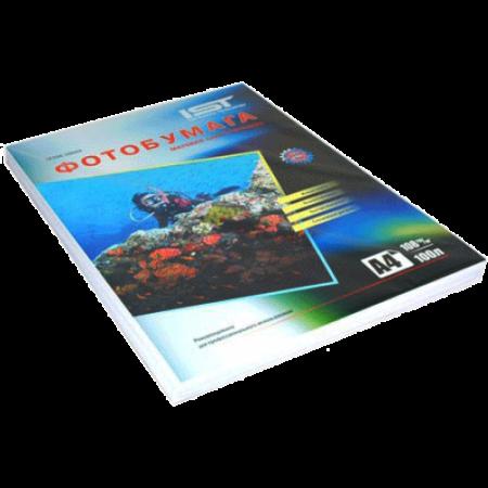 Фотобумага IST матовая одностор 108гр/м, А4 (21х29.7), 100л,