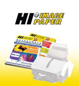 Пленка Hi-Image самоклеящаяся прозрачная A4 10 листов