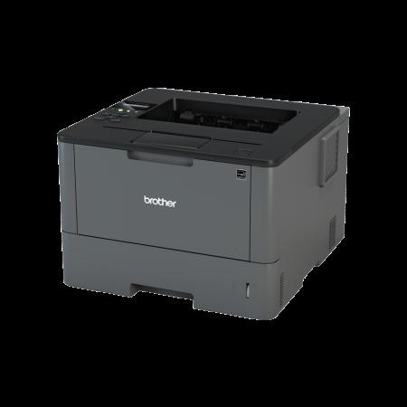 Принтер Brother HL-L5200DW A4 40стр/мин 256Мб Duplex USB Gre