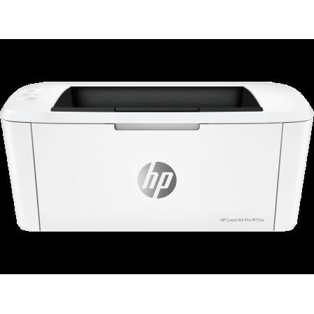 Принтер HP LaserJet Pro M15w A4, USB/WiFi (W2G51A#B19)