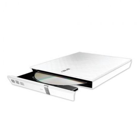 Привод DVD+/-RW Asus SDRW-08D2S-U LITE White USB Внешний RTL