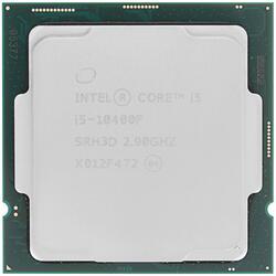 Процессор Intel Core i5-10400F S1200 6C/12T 2.9GHz(4.3) 12MB