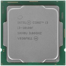 Процессор Intel Core i3-10100F S1200 4C/8T 3.6GHz(Turbo 4.3G