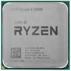 Процессор AMD RYZEN 5 3350G 4C/8T AM4 3.6GHz(Turbo 4 GHz) 6M
