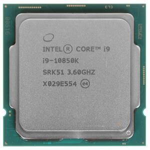Процессор Intel Core i9-10850K S1200 10C/20T 3.6GHz(Turbo 5.