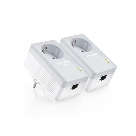 Адаптер TP-Link AV500 [TL-PA4010PKIT]