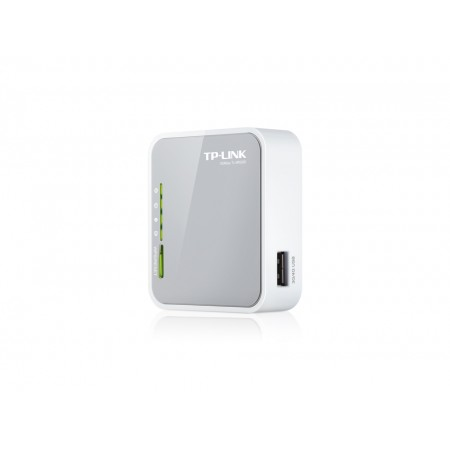 Маршрутизатор TP-Link TL-MR3020 Portable 3G/3.75G Wireless N