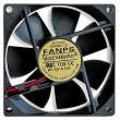 Вентилятор для БП Gembird FANPS 80x80x25 втулка 2pin 30см