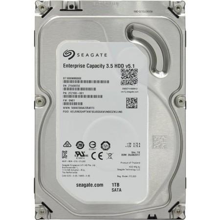 Жесткий диск Seagate SATA-III 1Tb [ST1000NM0008]