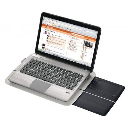 Подставка под ноутбук Logitech Touch Lapdesk N600