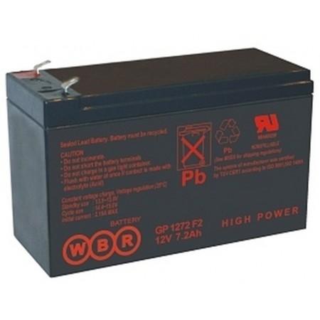 Аккумуляторная батарея WBR [GP1272 F2]