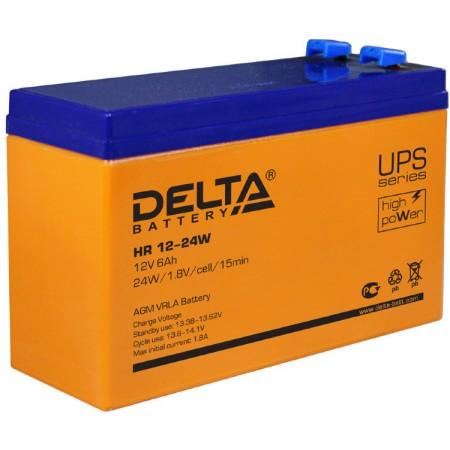 Аккумуляторная батарея DELTA HR12-24W