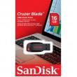 Накопитель SanDisk Cruzer Blade 16 ГБ [SDCZ50-016G-B3]