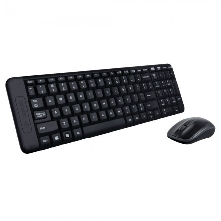 Комплект Logitech Wireless Combo MK220
