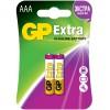 Батарея GP 24AX EXTRA  Alkaline 24AX LR03 AAA 2шт