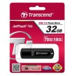 Накопитель 32GB USB Transcend 700 TS32GJF700 USB3.0 Black