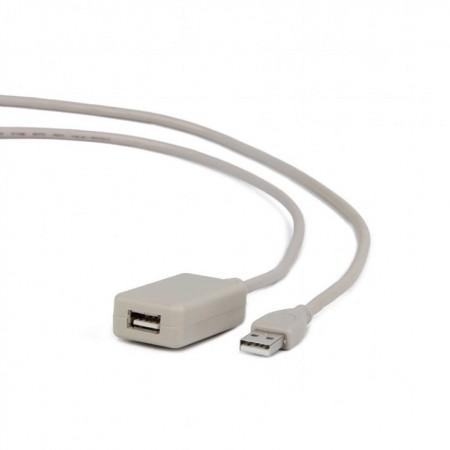 Кабель-удлинитель (активный) Cablexpert USB 2.0 [UAE016]