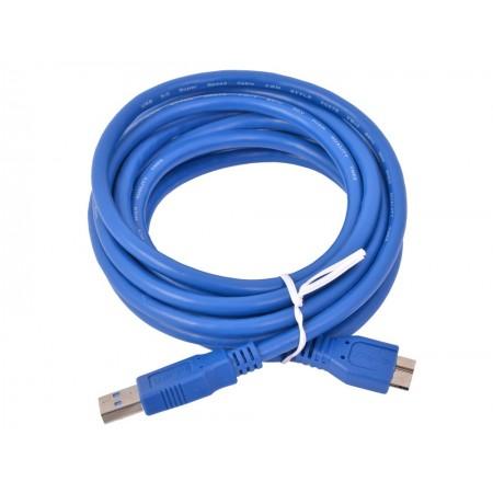 Кабель Cablexpert USB3.0 [CCP-USB3-AMBM-10]