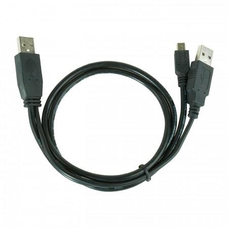 Кабель Cablexpert USB 2.0 [CCP-USB22-AM5P-3]