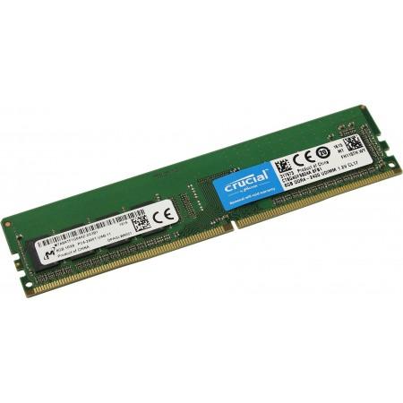Оперативная память Crucial DDR4 8Gb [CT8G4DFS824A]