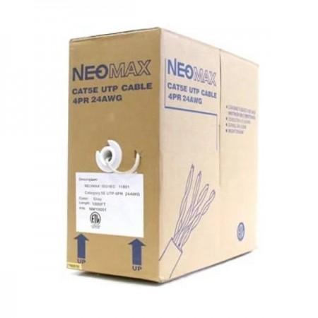 Кабель UTP 5e NEOMAX NM10001 Медный 0.5mm