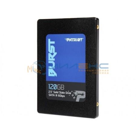 SSD диск Patriot 120 ГБ Burst [PBU120GS25SSDR]