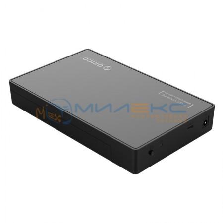 """Внешний корпус ORICO [3588C3-BK] USB 3.0 (3,5"""")"""