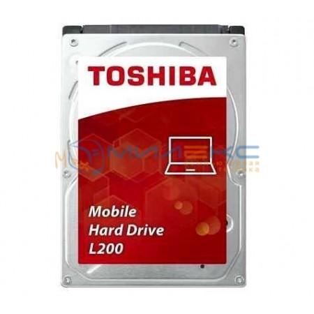 Жесткий диск Toshiba L200 Slim 1 Тб [HDWL110UZSVA]