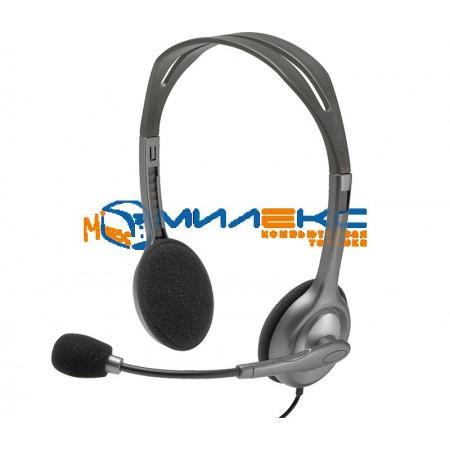 Гарнитура Logitech Headset H110