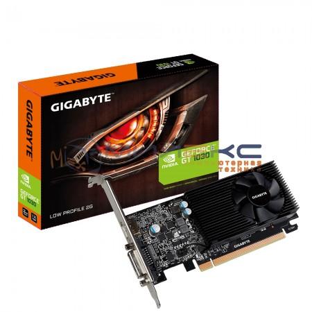 Видеокарта GigaByte GeForce GT 1030 [GV-N1030D5-2GL]