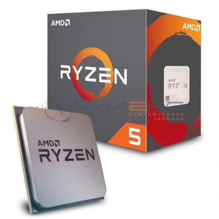 Процессор AMD RYZEN 5 2600 (OEM)