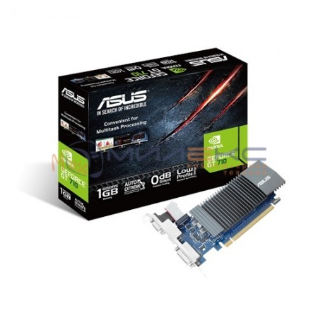 Видеокарта ASUS  GT 710 [GT710-SL-1GD5]
