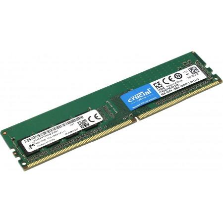 Память DDR4 8Gb 2666MHz Crucial CT8G4DFS8266 SingleRank