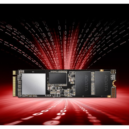 Накопитель SSD A-DATA 512Gb SX8200 Pro ASX8200PNP-512GT-C M2