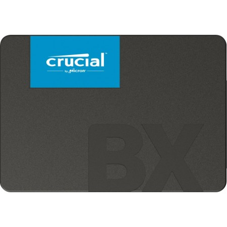 "Накопитель SSD Crucial 480Gb BX500 CT480BX500SSD1 SATA3 2.5"""