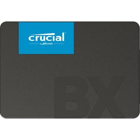 "Накопитель SSD Crucial 120Gb BX500 CT120BX500SSD1 SATA3 2.5"""