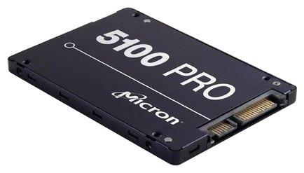 SSD диск Crucial/Micron 480Gb [MTFDDAK480TCB-1AR1ZABYY]
