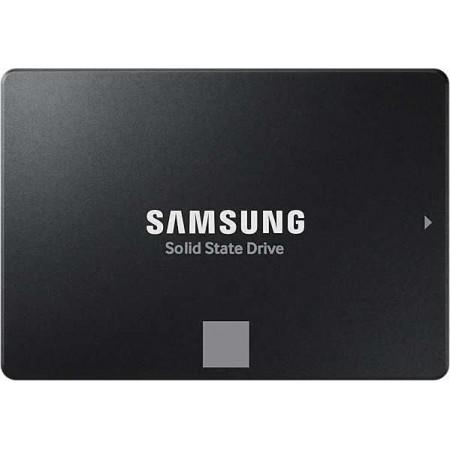 "Накопитель SSD Samsung 1Tb 860 EVO MZ-77E1T0BW SATA3 2.5"""