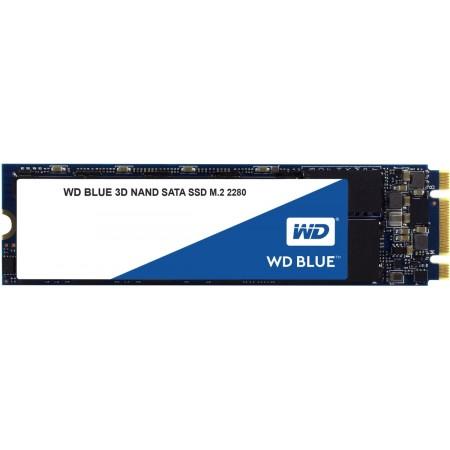 SSD-диск WD 250Gb Blue [WDS250G2B0A]